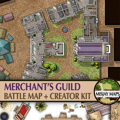 Merchant's Guild + Creator Kit
