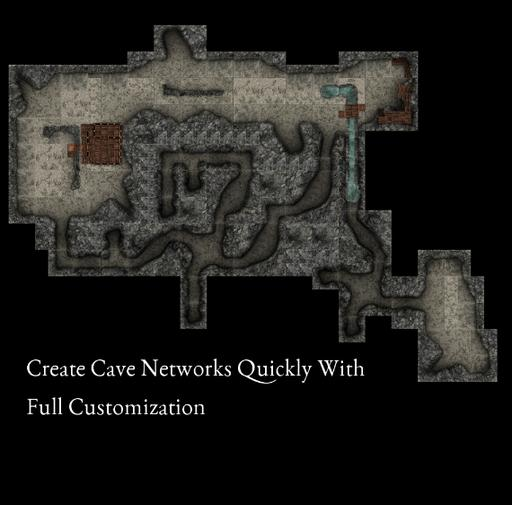 Caves, Grotto, and Tunnels