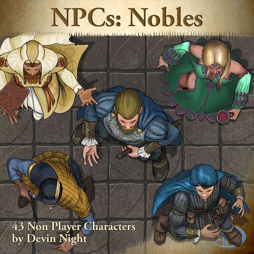 75 - NPCs: Nobles