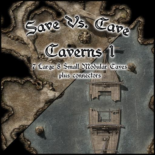 Save Vs. Cave Caverns 1