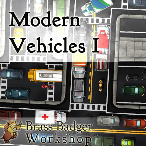 Modern Vehicles I
