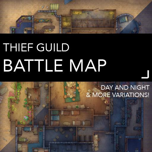 Thief Guide Battlemaps