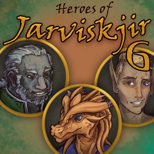 Heroes of Jarviskjir 6