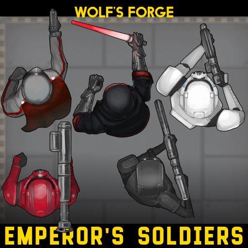 Emperor's soldiers