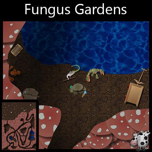 racingcow Pack 1 - Fungus Gardens