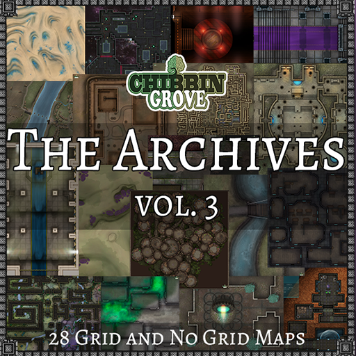 Chibbin Grove: The Archives Vol. 3