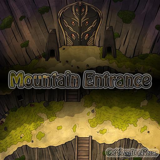 Mountain Entrance