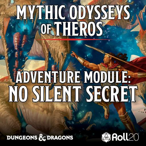 Mythic Odysseys of Theros Adventure Module