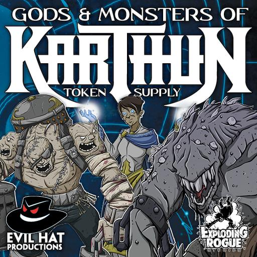 Gods & Monsters of Karthun