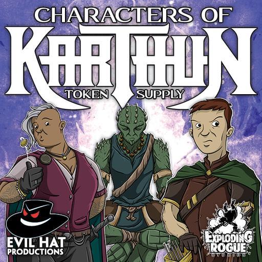 Characters of Karthun