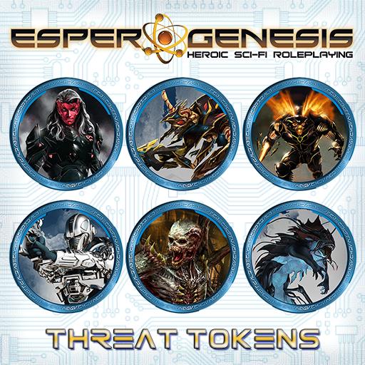 Esper Genesis Threat Tokens