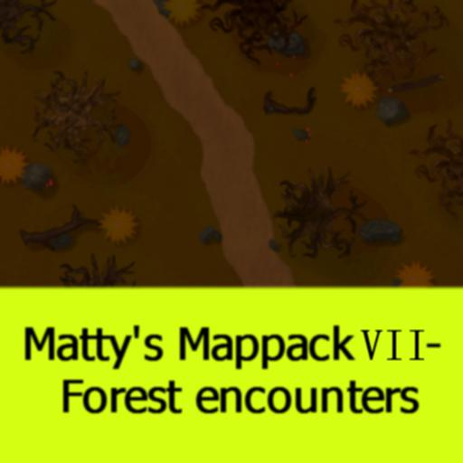 Matty's Mappack VII - Forest encounters