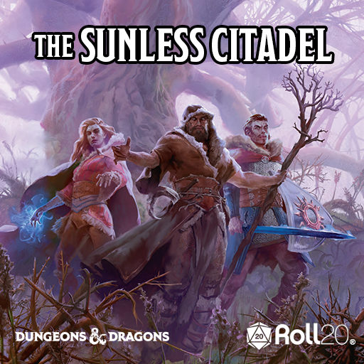 The Sunless Citadel (Tales from the Yawning Portal)