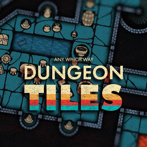 Any Which Way: Dungeon Tiles