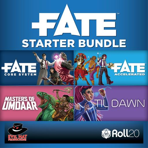 Fate Starter Bundle