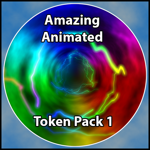 Animated Spell Tokens