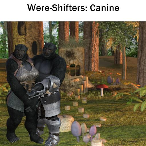 Were-Shifters: Canine