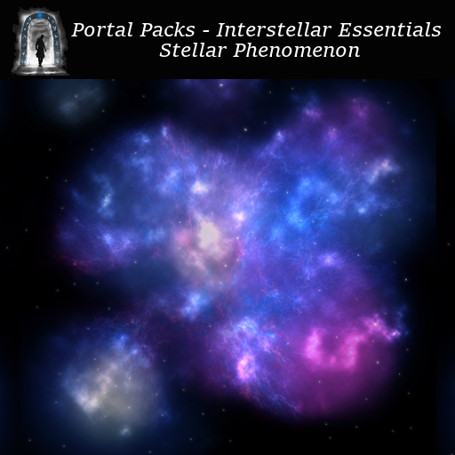 Portal Packs - Interstellar Essentials - Stellar Phenomenon