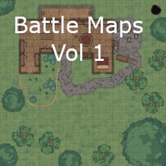 Battle Maps Vol 1