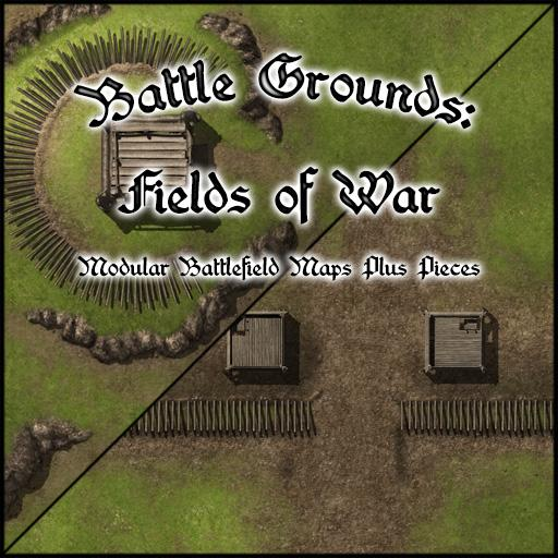 Battle Grounds: Fields of War