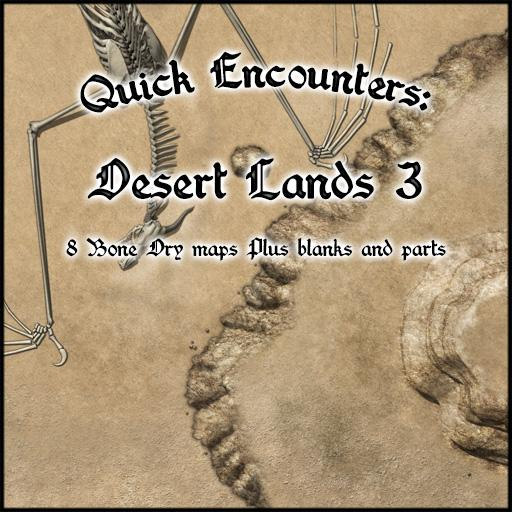 Quick Encounters: Desert Lands 3