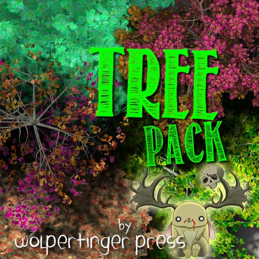 Dungeon-On-Demand Tree Pack