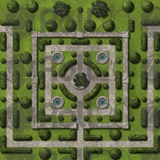 Quick Encounters Royal Gardens Roll20 Marketplace Digital Goods