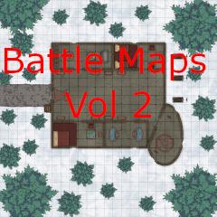 Battle Maps Vol 2