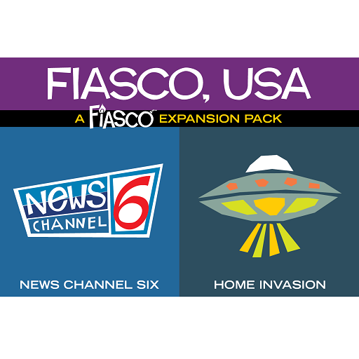 Fiasco Expansion Pack - Fiasco, USA