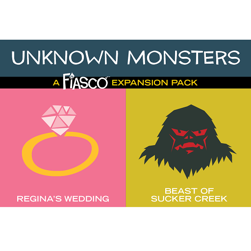 Fiasco Expansion Unknown Monsters