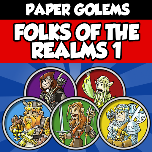 FOLK OF THE REALMS 1