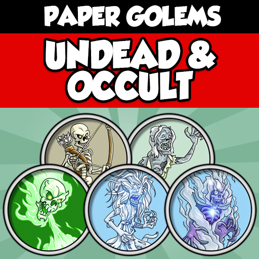 UNDEAD & OCCULT