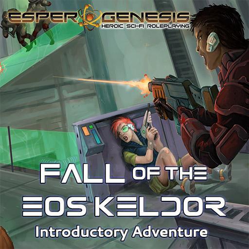 Esper Genesis: Fall of the Eos Keldor