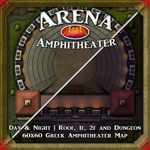 Arena V2 - Amphiteater
