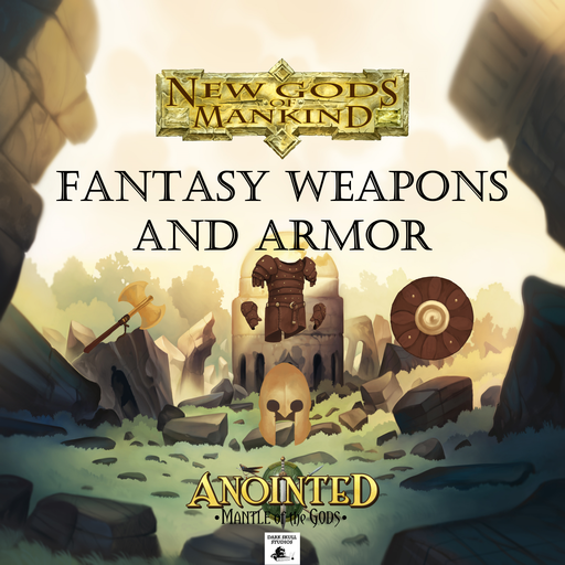 Fantasy Weapons and Armor