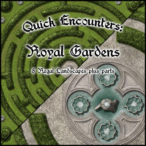Quick Encounters: Royal Gardens