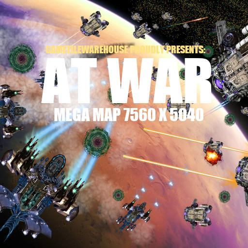 Mega Map AT WAR