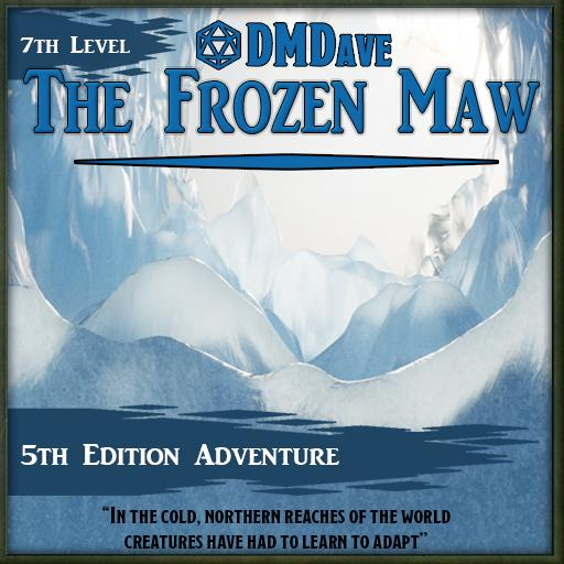 The Frozen Maw