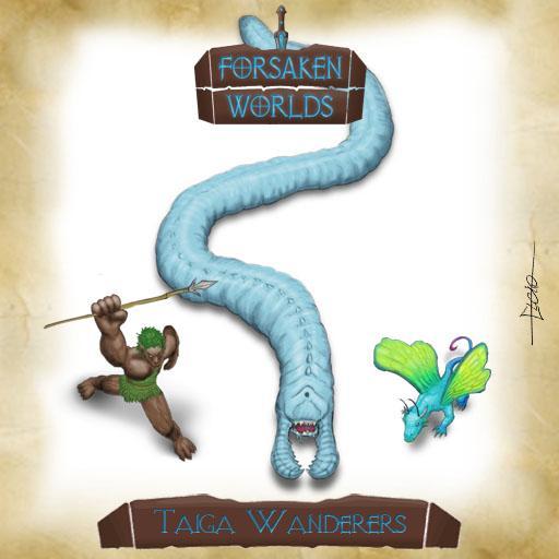 Forsaken Worlds - Taiga Wanderers