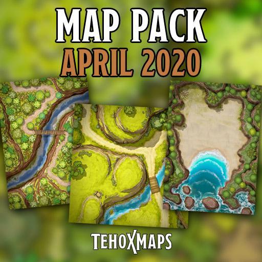 TehoxMaps April 2020