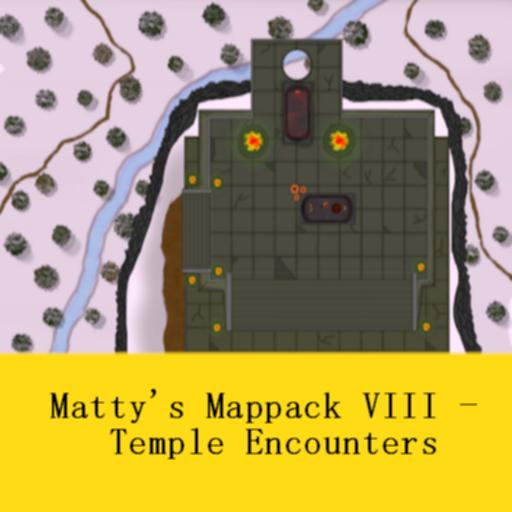 Matty's Mappack VIII - Temple encounters