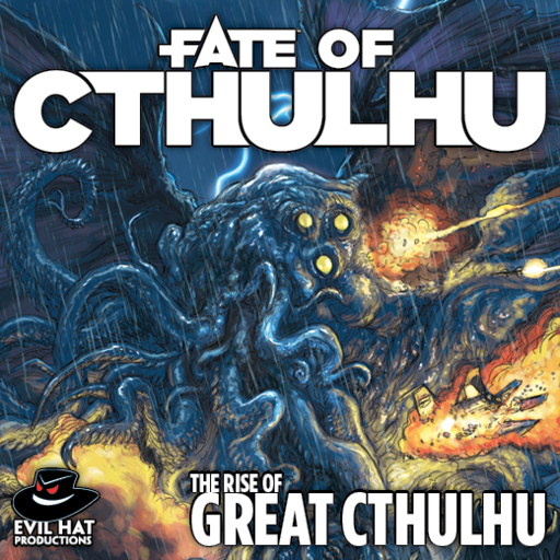 Fate of Cthulhu: The Rise of Great Cthulhu