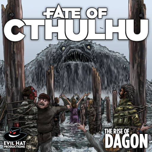 Fate of Cthulhu: The Rise of Dagon