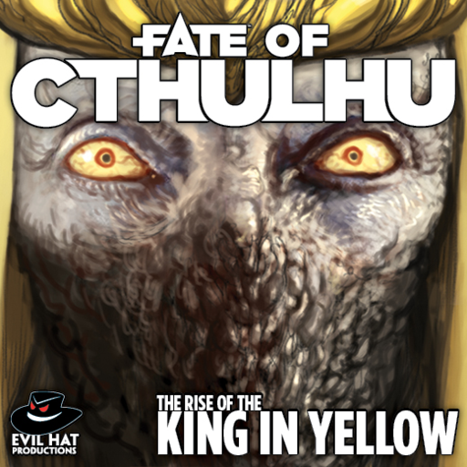 Fate of Cthulhu: The Rise of The King in Yellow