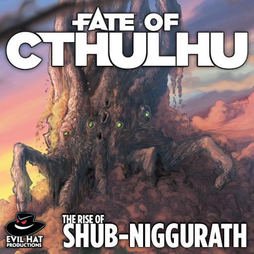 Fate of Cthulhu: The Rise of Shub-Niggurath