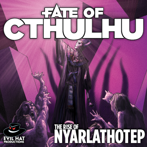 Fate of Cthulhu: The Rise of Nyarlathotep