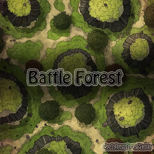 Battle Forest