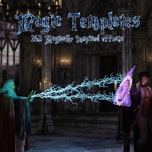 Ddraig Goch's Magic Templates