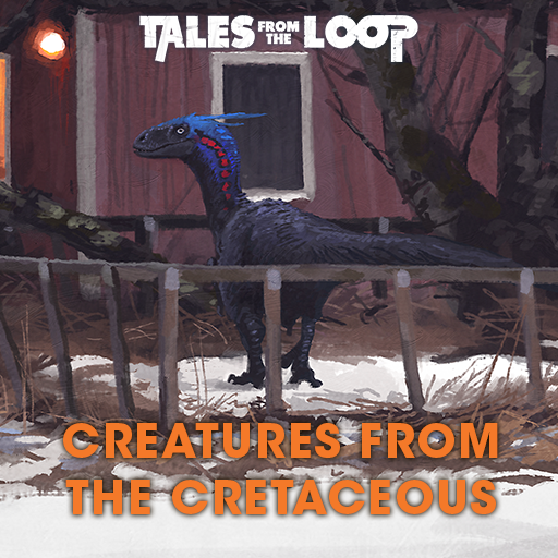 Creatures from the Cretaceous