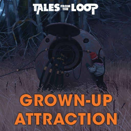 Grown-up Attraction
